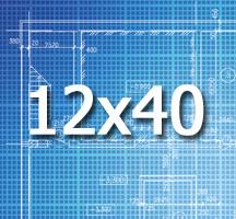 12x40 Storage Unit